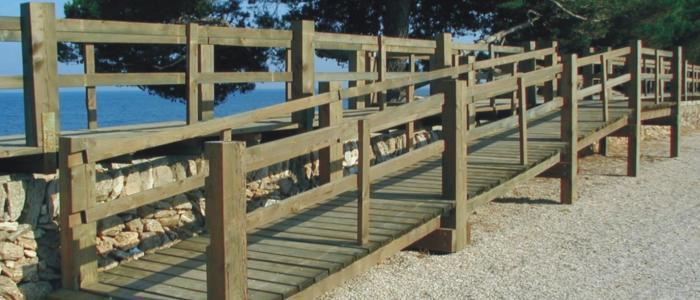 Especialistas en madera para exterior tractia - Listones de madera para exterior ...