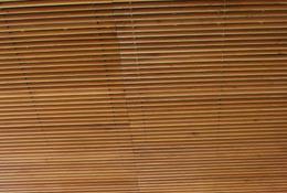 Listones de madera para exterior